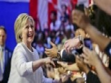 Clinton Makes History Amid Calls For Party Unity