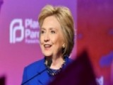 Clinton: Women's Rights Across US Are Under Attack
