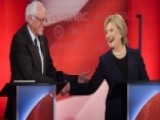 Clinton And Sanders Meet Privately