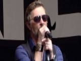 Craig Morgan Performs 'I'll Be Home Soon'