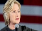Clinton Ramps Up High-profile Fundraising In New York