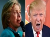 Clinton, Trump Trade Shots Over Biz Records