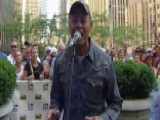 Country Music Star Neal McCoy Performs 'Wink'