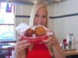 Cooking With 'Friends': Fried Chicken And Donuts