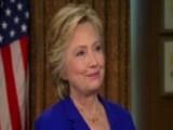Clinton Responds To Criticism Over Benghazi, Private Server