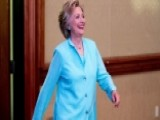 Clinton Still Struggling With Questions About Private Emails