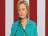 Clinton: Trump Is Taking Hate Groups Mainstream