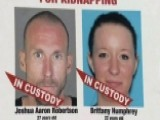 Couple Wanted In Woman's Killing, Kids' Kidnapping Arrested