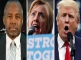 Carson: Nominees' Name-calling Distracts From Serious Issues