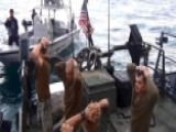 Cash Payments In Focus As Iranian Vessels Confront US Ships
