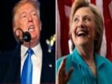 Clinton And Trump Trade Accusations Of Bigotry