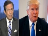 Chris Wallace: Trump Is Taking A Big Risk With Mexico Visit