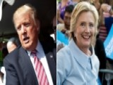 Clinton, Trump Campaign In Swing States
