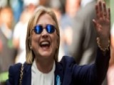 Clinton Joins In On Press Bashing Amid Health Questions