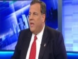 Christie: Clinton's Campaign Is Trying To Run Out The Clock
