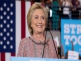 Clinton Returns Amid Questions About Her Campaign's Health