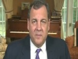 Chris Christie Talks Tightening White House Race