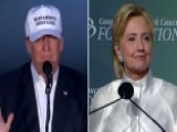 Comparing Trump, Hillary's Response To New York Bombing