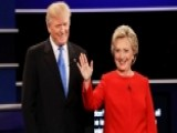 Candidates Back On The Campaign Trail After First Debate