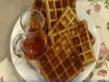 Cooking With 'Friends': Daphne Oz's Warrior Waffles
