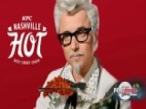 Colonel Sanders Is Now A Teen Heartthrob