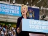 Clinton Team Brainstormed Jokes For Her On Email Scandal