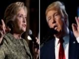 Clinton, Trump Compete For The Latino Vote In Nevada