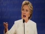 Clinton: Putin Would Rather Have A Puppet As US President