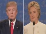 Clinton, Trump Trade Barbs Over 'experience'