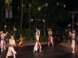 Cirque Du Soleil Performs On 'Fox & Friends'