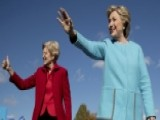 Clinton And Warren Join Forces Amid Daily WikiLeaks Scandals