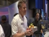 Chef Ramsay Opens New Restaurant In Las Vegas