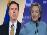 Clinton Fires Back At FBI Director James Comey
