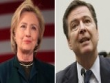 Clinton Criticizes FBI Director James Comey