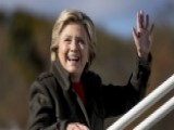 Clinton To Hold Campaign Events In Key Battle Ground States