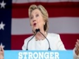 Clinton Highlights Trump's Treatment Of Women