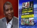 Curt Menefee Talks New Book 'Losing Isn't Everything'