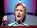 Clinton Campaigns In Nevada And Arizona