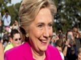 Clinton's 'blue Wall' Holding Amid Slippage