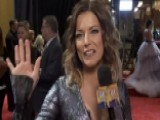 Country Stars Walk The CMA Awards Red Carpet
