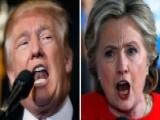 Clinton, Trump Battle In Final Push Ahead Of Election
