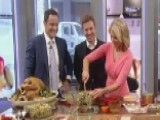 Cooking With 'Friends': Heather Nauert's Turkey Stuffing