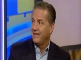 Coach Calipari Shares Advice For The Trump Transition Team