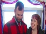 Combat Veteran Marko Milosevic Gets First Look At New Home
