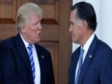Can Romney Be The Face Of Trump's Foreign Policy?