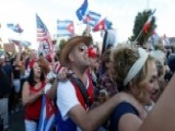 Cuban Exile Community In Miami Reacts To Fidel Castro Death