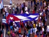 Cuban Americans Celebrate Castro's Death