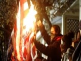 Campus Flag-burning Sets Off First Amendment Debate