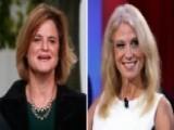 Clinton, Trump Aides Clash At Election Forum
