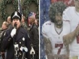Cops And Veterans Team Up To Protest Kaepernick